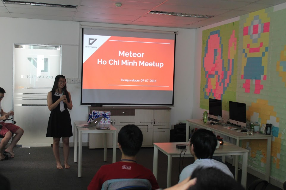 2nd Meteor Ho Chi Minh Meetup Review