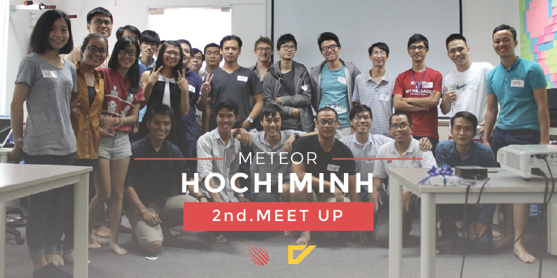 2nd Meteor Ho Chi Minh Meetup