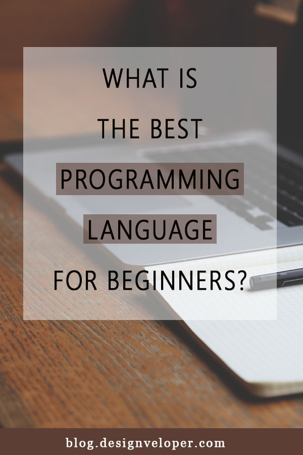 Best programming languages for the first time learners