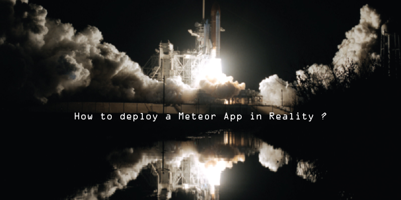 Learning how to deploy and scale a meteor app