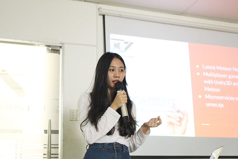 The 4th Meteor Ho Chi Minh Meetup Review