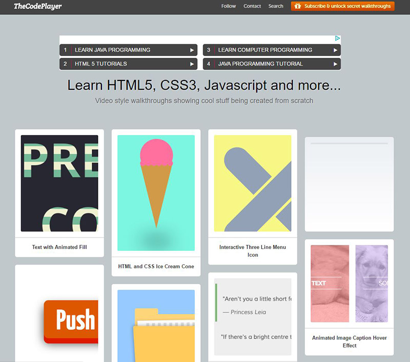 Top HTML5 resources for beginners