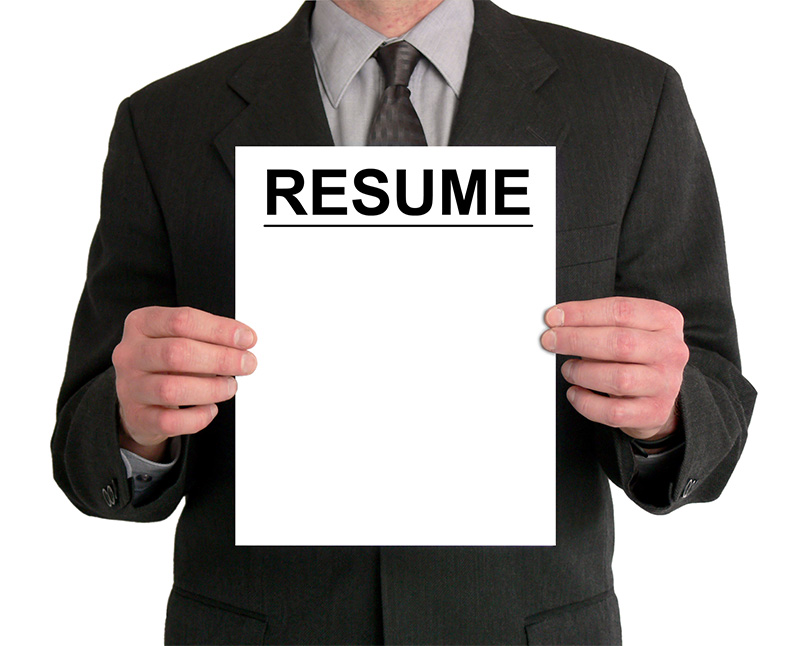never put these things on your resume