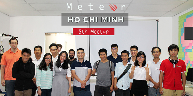 The 5th Meteor Ho Chi Minh Meetup Review