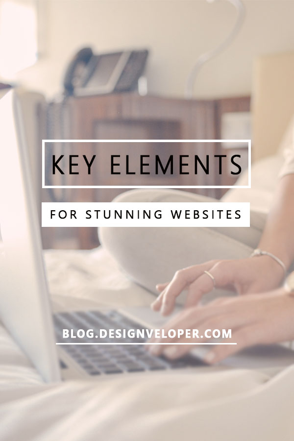 Key elements of a modern successful website