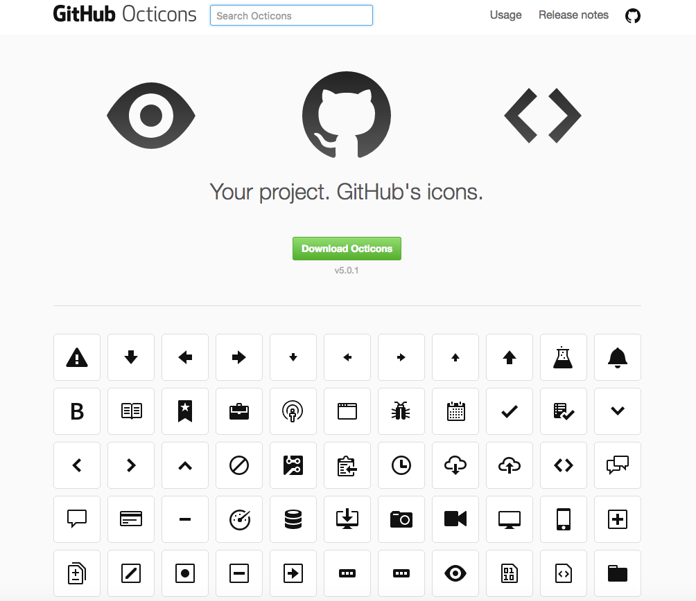 Amazing free icon fonts for web designer