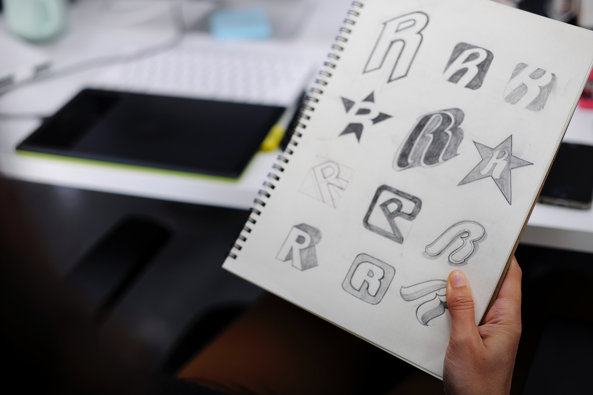 5 ways to create a logo design that kicks ass
