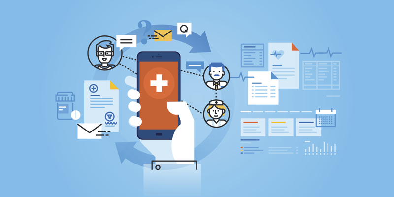 healthcare and healthcare-related apps