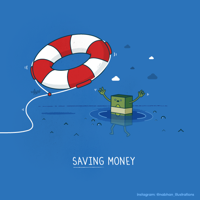 Outsourcing makes your business profitable. Image: DeviantArt.